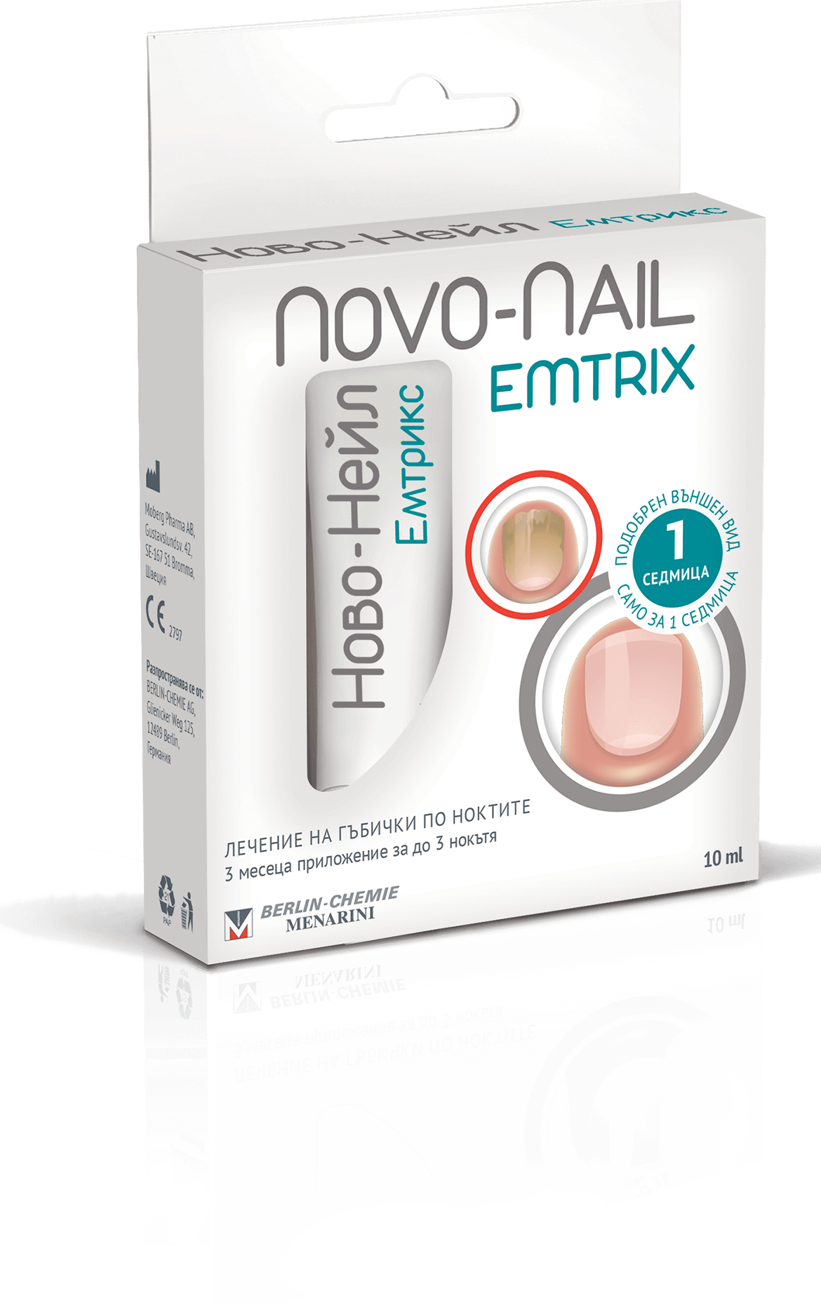 HOW TO USE Onychocid® EMTRIX